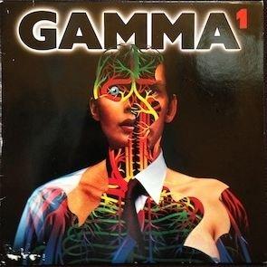 Gamma - Gamma 1 - Elektra - ELK 52 163, Elektra - (6E-219)