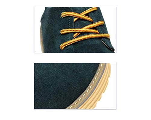 Tela Sandali Sportivi Punta in Colore Casual Stagione Affari Black Pelle A Scarpe Tondo Stivali Nastro Uomo Morbido 86nOU67
