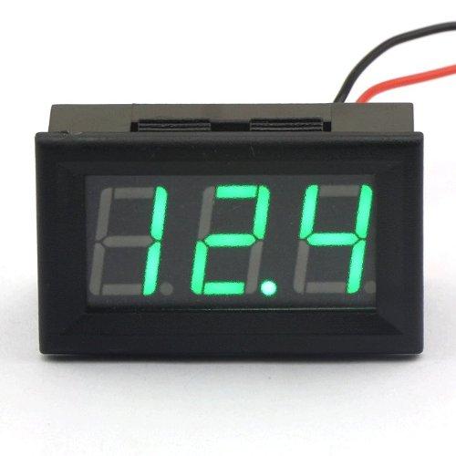DROK Micro Voltmeter 0.56