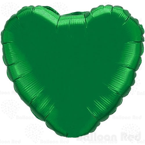 5 Inch Foil Mylar Balloons for Wall Decoration (Premium Quality, Air Fill Only), Pack of 6, Heart - (Wholesale Mylar Balloons)