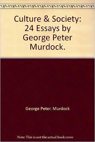 George Peter Murdock