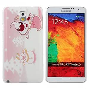 Christmas Snowman Protective Case For Samsung Galaxy Note 3
