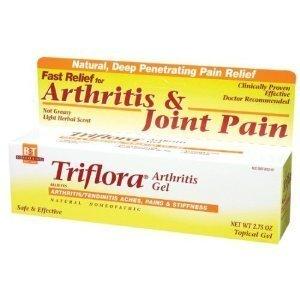 (Triflora Arthritis Gel 2.75 Oz (Four Pack) by Boericke & Tafel )