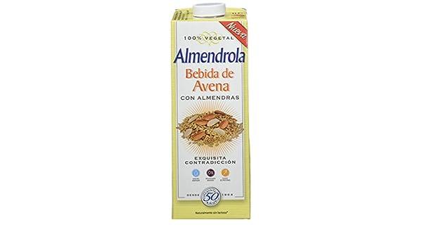 Bebida De Avena Con Almendras Almendrola 1L: Amazon.es: Alimentación y bebidas
