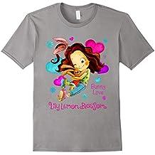 Lily Lemon Blossom - Bunny Love T-Shirt