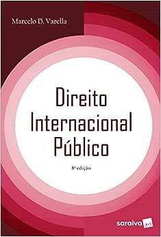 Direito internacional público - 8ª edição de 2019