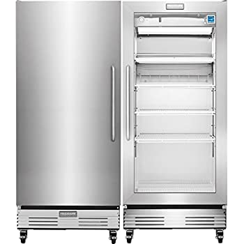 Amazon Com Frigidaire 64 Quot Built In All Refrigerator And