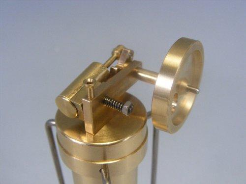 Sunnytech Mini Hot Live Steam Engine Model Education Toy Kits DIY (BJ001) by Sunnytech (Image #4)