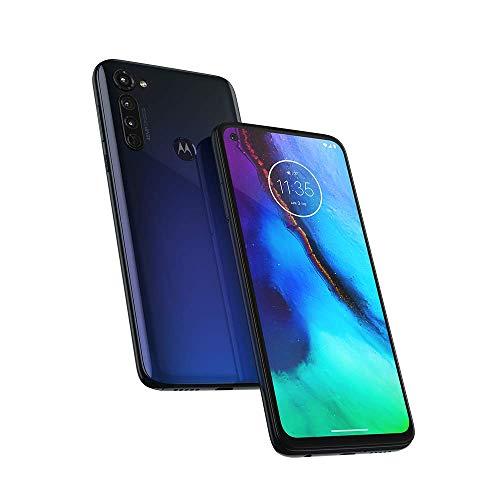 Moto G Stylus (2020) - Unlocked Smartphone - US Warranty - 128GB - Mystic Indigo (US Warranty) - Verizon, AT&T, T-Mobile, Sprint, Boost, Cricket, Metro