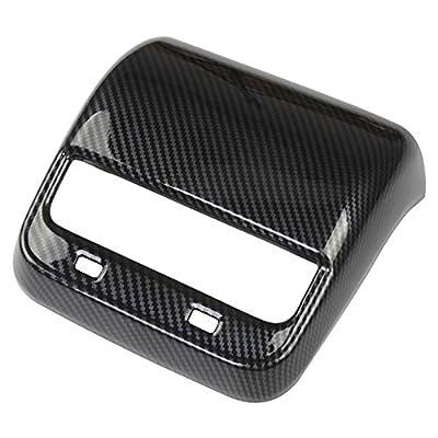 Tesla Model 3 Rear Center Armrest AC Vent Cover Decoration Accessories: Automotive