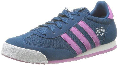 blanc Dragon Adidas Baskets Femme bletri Mode Originals W orcpla Bleu Czq6zvO4xW