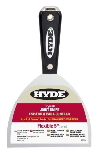 Hyde Tools 02770 Hammer Head Flex Joint Knife, 5