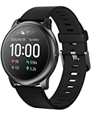 Haylou Solar Smart Watch for Apple iOS iPhone and Android Phones for Men and Woman, Health and Fitness Tracker Smartwatch with Heart Rate Monitor, LS05, 46mm Xiaomi Youpin Global Version