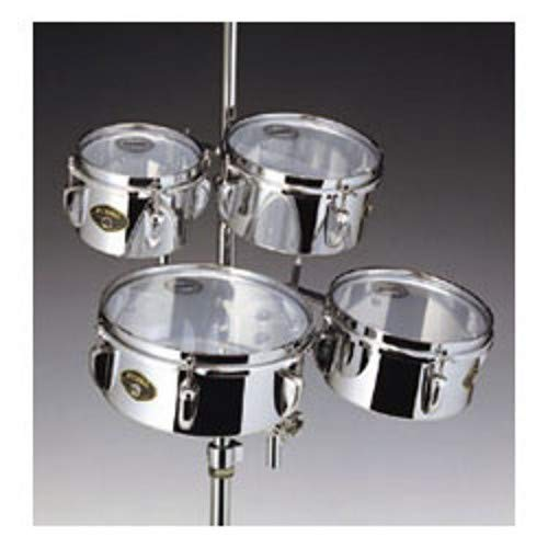 Tama MT68ST 6 and 8-Inch Steel Mini-Tymp by Tama