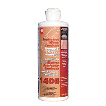 Qep 1406 P Tongue And Groove Adhesive For Laminate And Wood Floors