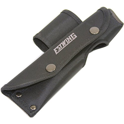 Estwing #22 Rock Pick Sheath - Black - Fits E30, E30SE, E13P & E13PM by Estwing