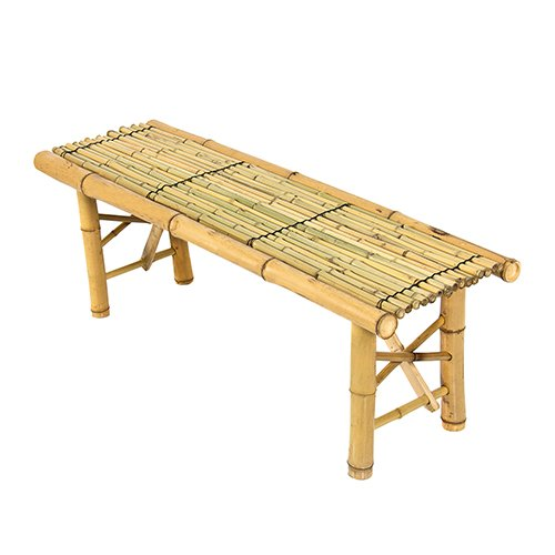 Best Choice Products Bamboo Bench Tiki Tropical Coffee Table Bench Patio  Room Bar Outdoor New - Patio Coffee Tables Amazon.com
