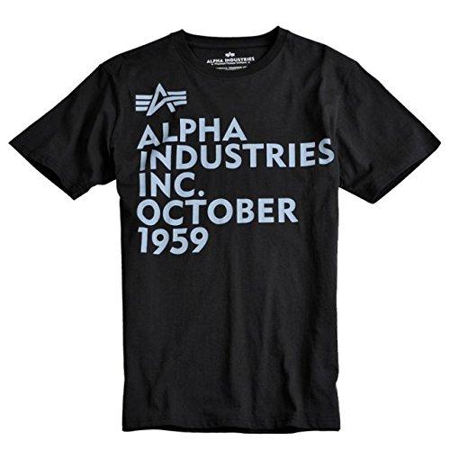 uomo T shirt Industries multicolore da Alpha g6qPnI44