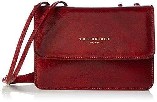 The Bridge  04231701, Sacs portés épaule femme 20x14x6 cm (B x H x T)