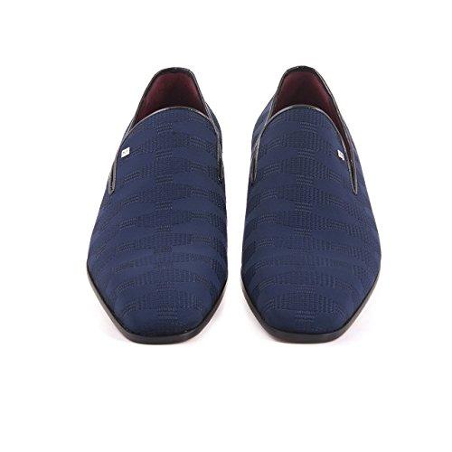 Mocassini Mens Slipper Mocassini Pantofola Pantofola Elegante Da Lavoro
