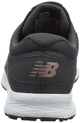 V3 Flash Balance De Gold New rose black Para Correr Zapatillas Mujer Metallic magnet Negro Lb3 ZqEnFSF5