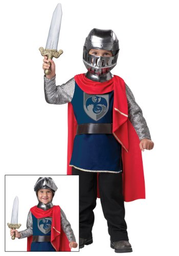 [California Costumes Gallant Knight Toddler Costume, 3-4] (Toddler Renaissance Costumes)
