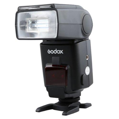 (フォトガ)FOTGA TT680 カメラフラッシュ Canon 5DII III 7D 550D 600D 650D GN58 E-TTL II high sync speed用の商品画像