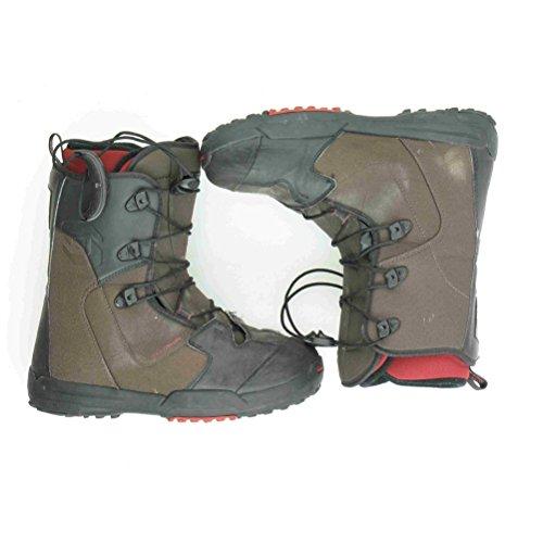 Used Salomon Kamooks Snowboard Boots