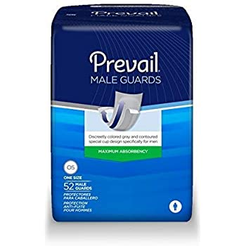Amazon Com Attends Mg0400 Male Guards Unisize Pack Of