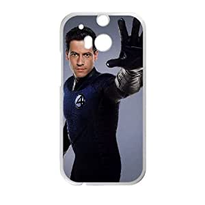 Fantastic Four HTC One M8 Cell Phone Case White olwt