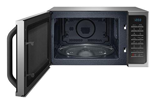 Samsung Mc28h5015cs Encimera Microondas Encimera Microondas Combinado 28 L 900 W Botones Aluminio Color Plata