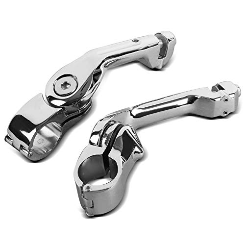 Support Repose-Pieds HF4S Pare Cylindre pour Harley Electra Glide Ultra Limited