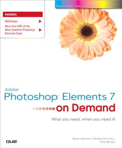 Download Adobe Photoshop Elements 7 on Demand Pdf
