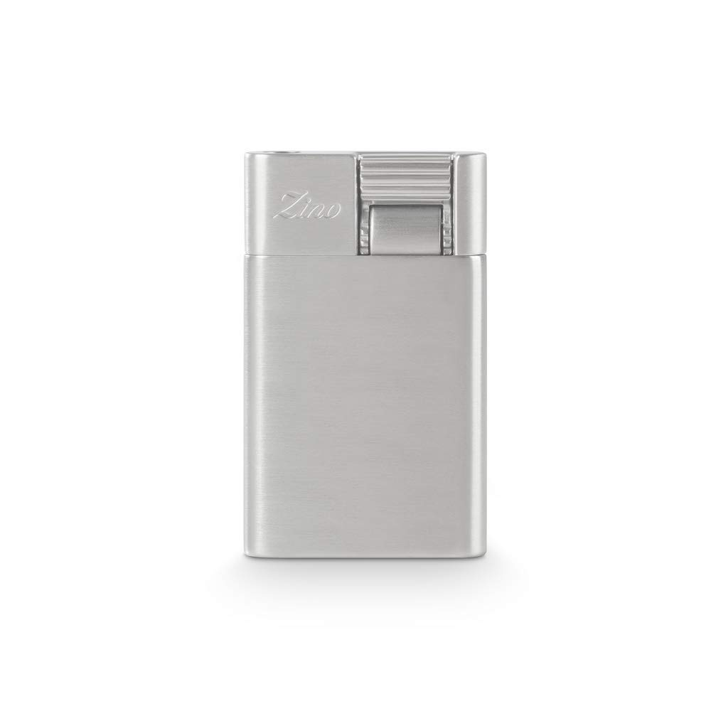 Zino ZS Cigar Jet Flame Lighter (Chrome) by Davidoff