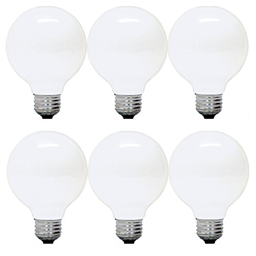 GE 12979 6 Incandescent 40 Watt 6 Pack