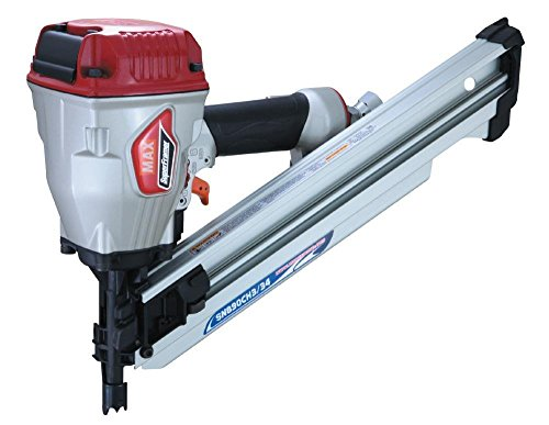 Max SN890CH(3)34 Super Framer 34 Degree Framing Nailer