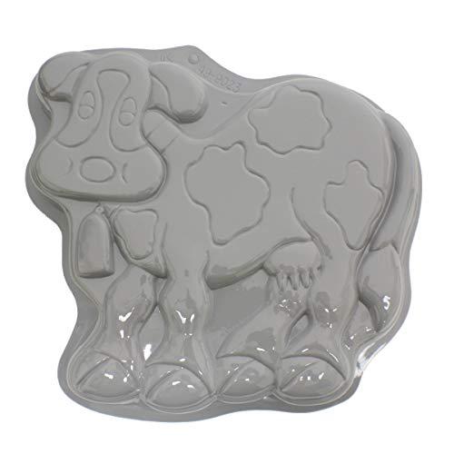 CK Products Cow Pantastic Plastic Cake Pan