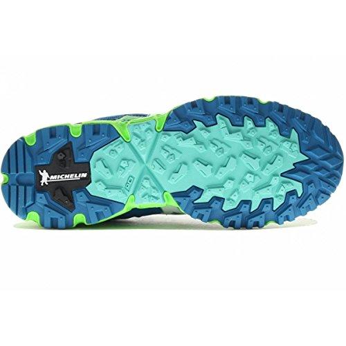 Bleu Femme Daichi Wave 39 Trail Chaussures 3 vert FBfRHq