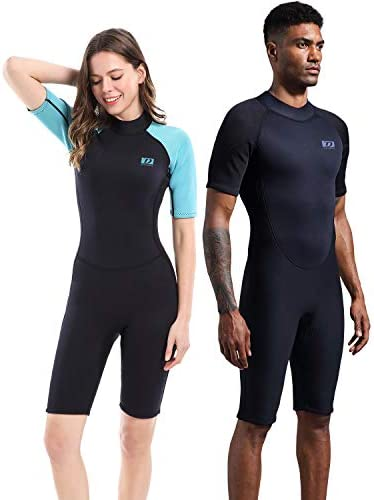 Dark Lightning Wetsuit Neoprene Snorkeling product image