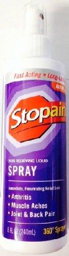 STOPAIN SPRAY 8 OZ (2 Pack)