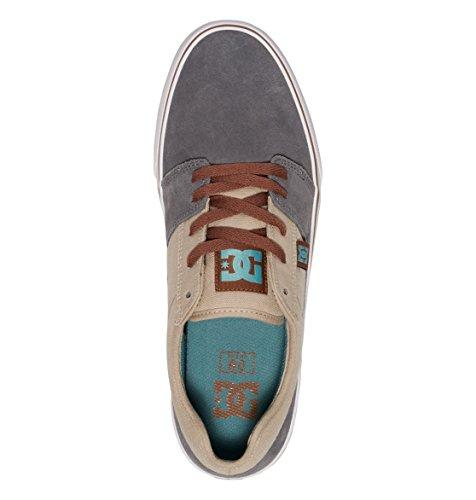 DC Männer Tonik Skate Schuh Taupe / Stein