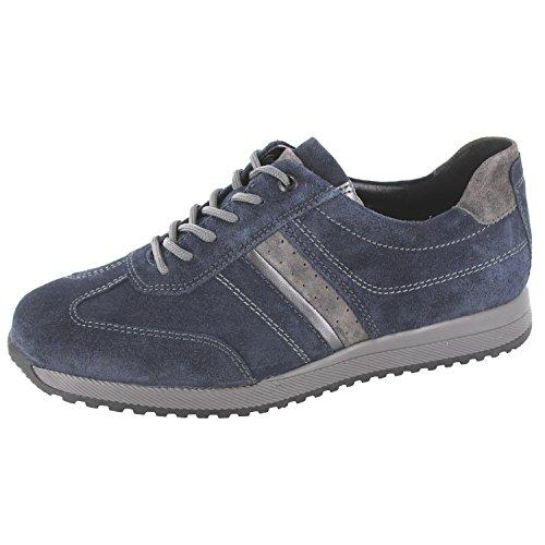 Waldläufer 414013-305-994, Sneaker uomo Blu scuro