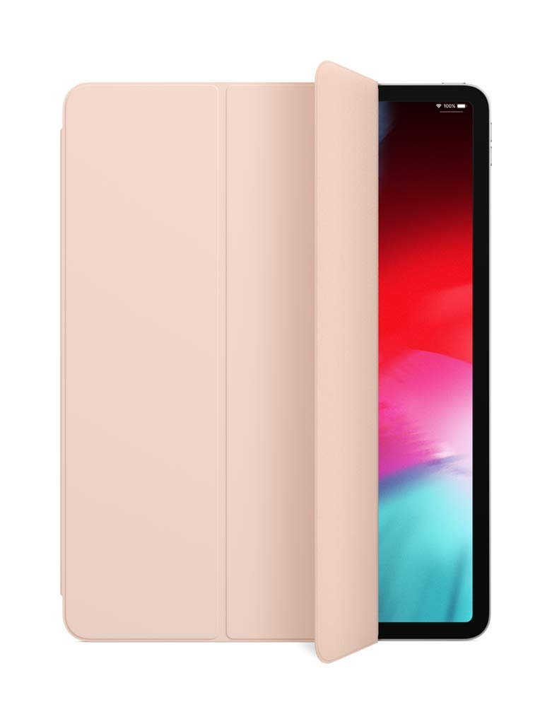 애플 Apple Smart Folio (for iPad Pro 129-inch - 3rd Generation) - Pink Sand