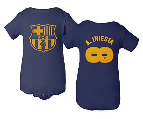 25794d1de ... Jersey MANY SIZES Source · BTA Apparel Soccer Barcelona Andr s Iniesta  8 Infinity Retirement