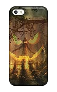 Series Skin Case Cover For Iphone 5/5s(pumpkin)