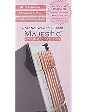 Majestic Rose Nouveau Bible Tabs