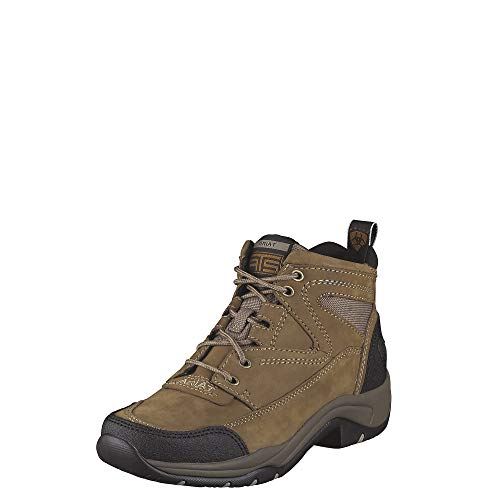 Ariat Women's Terrain Hiking Boot, Taupe, 8.5 M US