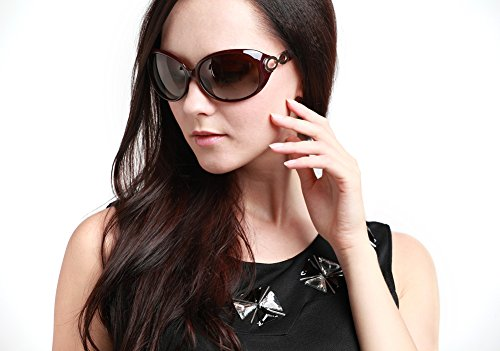 Classic Oversized Polarized Sunglasses Protection product image