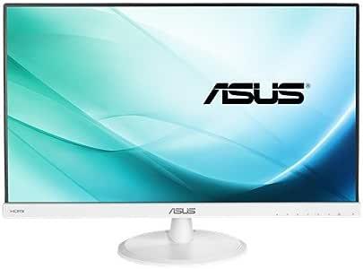 ASUS VC239H-W 23IN IPS FHD Monitor 1920 X 1080 HDMI DVI DSUB 5MS Speakers VESA Mount, White
