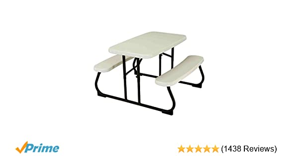 Cool Amazon Lifetime Kid s Picnic Table Lifetime Children S Picnic Garden & Outdoor Unique - Review outdoor camping table Minimalist
